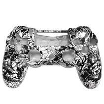 Carcaca de Controle Dualshock 4 para PS4 V1 Personalizado Caveiras