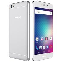 Celular Blu Grand XL G-0031WW Dual 16GB/2GB Prata