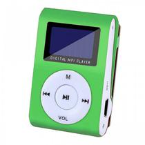 MP3 Player X-Tech XT-MP801 FM/SD Verde