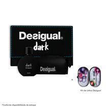 Kit Desigual Dark (2PECAS) + Presente