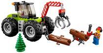 Lego City Trator Florestal 60181 174 Pecas