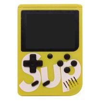 Console Game Boy Sup Game Box 400 Em 1 - Amarelo