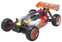 Thunder Tiger 1/8 EB-4 S3 4WD Nitro 2.4GHZ RTR Orange 6231-F10*