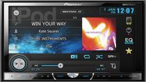 DVD Player Pioneer AVH-X5550BT - 7 Polegadas - USB - Aux - Bluetooth - Mixtrax