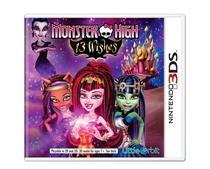 Jogo Nintendo 3DS Monster High 13 Wishes
