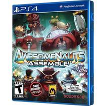 Jogo Awesomenauts Assemble PS4