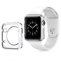 Capa Protetora Flexivel 4LIFE para Apple Watch 38MM - Transparente