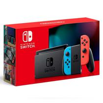 Console Nintendo Switch Blue Red New 2019