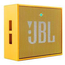 Caixa de Som JBL Go com Bluetooth/Auxiliar Bateria 600 Mah - Amarelo