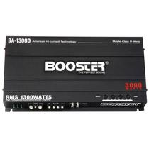 Amplificador Booster BA-1300D 1CH Mono Digital 3000W