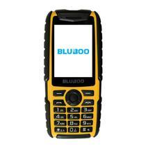 """Celular Bluboo Transformer B335 GSM Dual Sim com Tela 2.4"""" + Slot para Micro SD - Amarelo"""