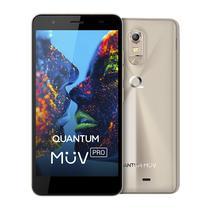 Quantum Muv Pro Q5 Dual 32 GB - Dourado