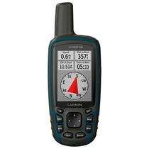 GPS Garmin Map 64X 010-02258-04 com Tela 2.6 - Mapa
