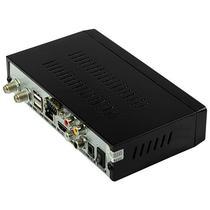 Receptor Fta Satbox H98 Isdb-T com Wi-Fi/USB/HDMI Bivolt - Preto