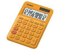 Calculadora Compacta Casio MS-20UC - Laranja