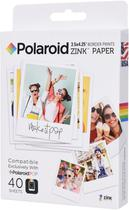 "Filme Polaroid POLZL3X440 40 Folhas 3.5X4.25"""