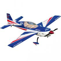 Extreme Flight EXTRA-300-104-Blue Red White 120 CC 164BWR