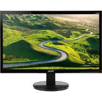 "Monitor LED Acer 23.6"" K242HQL FHD/DVI/VGA/HDMI Preto"