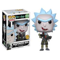 Funko Chases Rick Morty Rick Weaponized