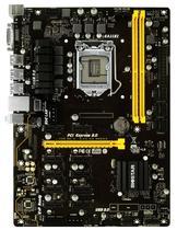 Placa Mãe Biostar TB250-BTC Pro LGA1151/ 2XDDR4/ PCI-e/ DVI-D/ USB/ SATA