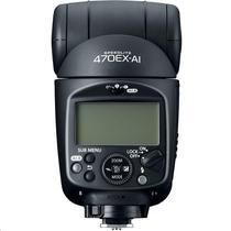 Flash Canon 470EX-Ai . Preto