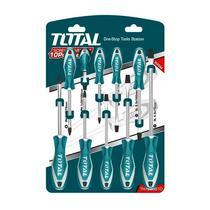 Destornillador Total THT250610 Kit Llave de 10PCS