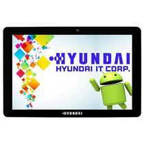 """Tablet Hyundai Maestro HDT-A435G4U 8GB / Memoria Ram 1GB / Tela 10.1"""" / Cameras 5MP e 2MP - Preto"""