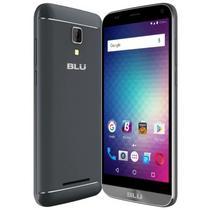 "Smartphone Blu Dash XL D710L Dual Sim 3G Tela HD 5.5"" 8GB Cam 5MP/5MP Cinza"