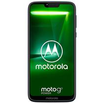 "Smartphone Motorola Moto G7 Power XT1955DL 32GB de 6.2"" 12MP/8MP Os 9.0 - Starry Blue"