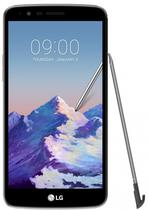 Celular LG Stylus 3 M400F - 16GB - Single-Sim - Titanium