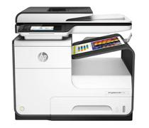 Impressora Laser HP Pro MFP M477FDW (CF379A) Multif. Wifi Color 110V