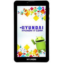 """Tablet Hyundai HDT-7427GU 16GB / 3G / 1GB Ram / Tela 7"""" - Preto"""