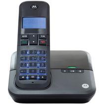 Telefone Motorola M4000CE - Bina - 1 Base - Bivolt - Preto
