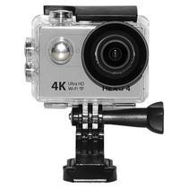 Camera Goalpro Hero 4 Sport 4K/ Wi-Fi/ Microsd/ Tela 2 - Prata