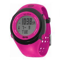 Relogio Soleus SG100-611 Fus GPS1.0/ Dist/ Cron/ Vel/ Ca $