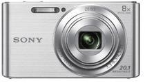 Câmera Digital DSC-W830 20.1 - Prata