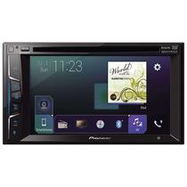 Toca DVD Pioneer AVH-Z2050TV USB/Aux/ WMA-MP3 Tela Touch 6.2""