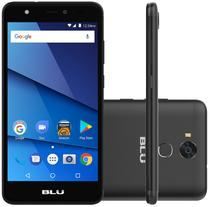 "Smartphone Blu Studio J8 Lte Dual Sim Tela 5.5"" 8GB Cam. 8MP+5MP Preto"