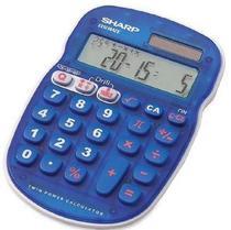 Calculadora Sharp Quiz EL-S25BBL Azul