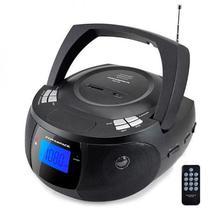 Micro System Powerpack RUBT-528 - SD - USB - Bluetooth - Preto
