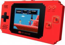 Console MY Arcade Pixel Player DGUNL-3202 - 300 Jogos - Vermelho
