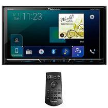 """Reprodutor DVD Automotivo Pioneer AVH-Z5050BT 7"""" com Bluetooth/USB - Preto"""