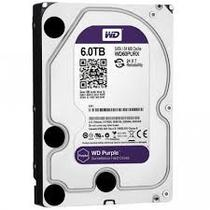 HD Interno SATA3 de 6TB Western Digital WD Purple - WD60PURX