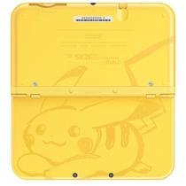Console Nintendo New 3DS XL Pikachu Edition