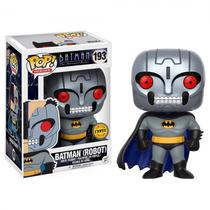 Boneco Funko Pop Chase Batman The Animated Series - Batman Robot 193