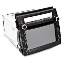 Central Multimidia para Kia Soul 2013 Aikon I218DV1309240050 LCD - Preta