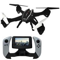 Drone Udirc Lark FPV U842-1 Quadrotor 6 Eixos Giroscopio Camera HD - Preto