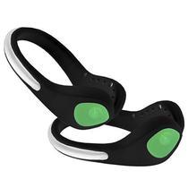 Clips para Tenis BAK LED - Preto/Verde