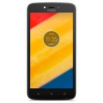 "Smartphone Motorola Moto C XT1750 Dual Sim 8GB Tela 5.0"" 5MP/2MP Os 7.0 - Preto/Branco"