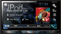 DVD Player Pioneer AVH-X5750BT - Bluetooth - Mixtrax 7
